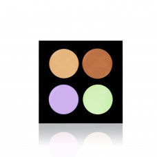 Backstage Cream Concealer Palette / Korrekor Paletta - Correction, 2301-C