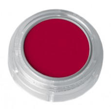 Grimas Water Make-up Fluorescent UV Pure face- and bodypaint / UV Arc- és testfesték, 2,5 ml Red – Piros 550, GWATER-550-F3