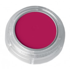 Grimas Water Make-up Fluorescent UV Pure face- and bodypaint / UV Arc- és testfesték, 2,5 ml Deep pink – Mély rózsaszín 560, GWATER-560-F3