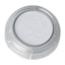 Grimas Water Make-up Metallic Pure face- and bodypaint / Metál Arc- és testfesték, 2,5 ml Silver – Ezüst 701, GWATER-701-I3