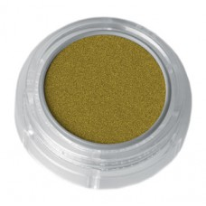 Grimas Water Make-up Metallic Pure face- and bodypaint / Metál Arc- és testfesték, 2,5 ml Gold – Arany 702, GWATER-702-I3
