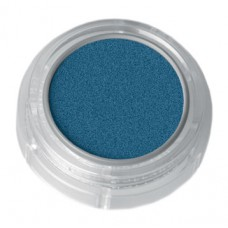 Grimas Water Make-up Metallic Pure face- and bodypaint / Metál Arc- és testfesték, 2,5 ml Blue – Kék 703, GWATER-703-I3