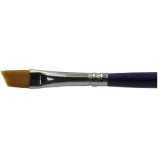 Diamond FX Ferde arc- és testfestő ecset - Angled face- and body painting brush BUDGET DFX-1088 no: 2