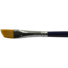 Diamond FX Ferde arc- és testfestő ecset - Angled face- and body painting brush BUDGET DFX-1088 no: 3