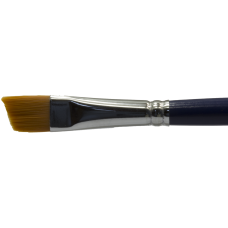 Diamond FX Ferde arc- és testfestő ecset - Angled face- and body painting brush BUDGET DFX-1088 no: 6