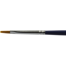 Diamond FX Lapos arc- és testfestő ecset - Flat face- and body painting brush BUDGET DFX-901 no: 1