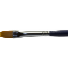 Diamond FX Lapos arc- és testfestő ecset - Flat face- and body painting brush BUDGET DFX-901 no: 4