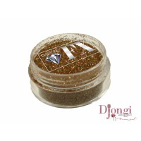 Arany vörös glitter – Diamond FX cosmetic glitter Red Gold GL10 5 gr