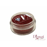 Piros glitter – Diamond FX cosmetic glitter Red GL11 5 gr
