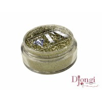 Aranysárga glitter – Diamond FX cosmetic glitter Yellow Gold GL2 5 gr