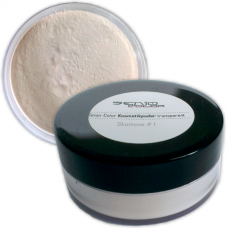 Make up setting powder